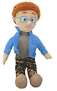 Character Fireman Sam 'Norman Price' 12inch Soft Toys ...