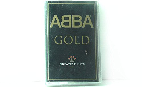 """MUSIC CASSETTE QUALITY ABBA GOLD """" GREATEST HITS. """", used for sale  Delivered anywhere in USA"""