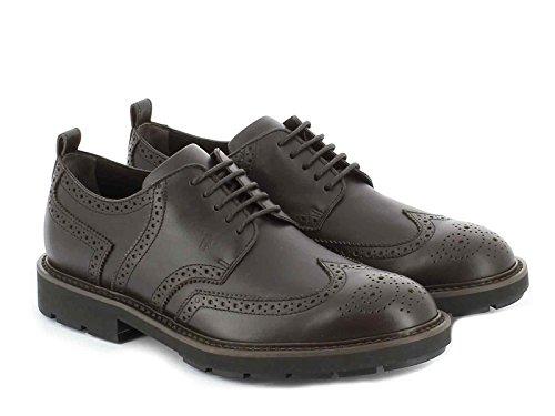 de Code de Maure Tête Cuir Tod's Chaussures à Modèle XXM46A0U180VADS800 Tête maure nbsp;Lacets qFXP0
