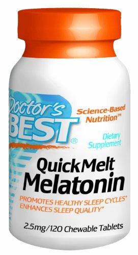 Docteur Meilleur Melt Melatonin