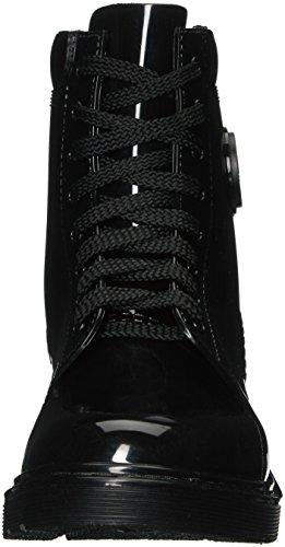 Boots Jeans Combat Nero Armani Stivale WoMen Black 0IwtnqOS