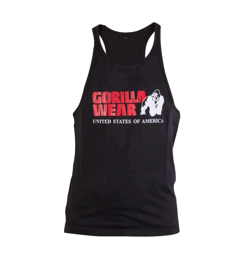 eb446419880c8 Gorilla Wear 90104 Classic Tank Top 100% Cotton  Amazon.co.uk  Sports    Outdoors