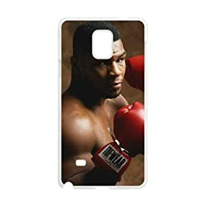 Samsung Galaxy Note 4 Cell Phone Case White Mike Tyson illw