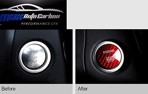 Coque de protection en carbone rouge pour Mercedes Benz AMG A45 CLA45 GLA45 C63 C63 C63 S63 GLC GLA GLK CLS SL CL SLK SLC