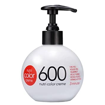 revlon nutri color creme 600 fire red 250ml by roomidea - Nutri Color Creme Revlon