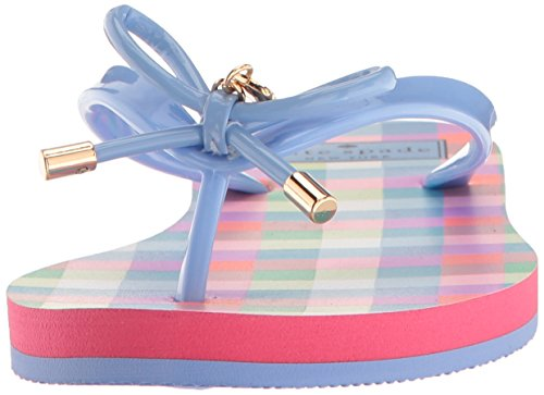 Nova Kate Flip Women's Shiny Periwinkle Light Rubber Spade Flop UrPrqwEx