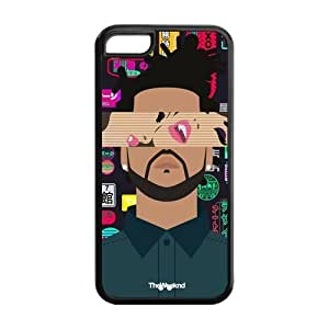 the Case Shop- The Weeknd XO Band TPU Rubber Hard Back Case Silicone Cover Skin for ipod touch 5 ipod touch 5 , iipad ipod touch 5xq-551