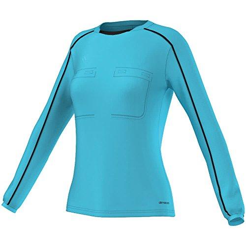 Jsy W Maillot Blu Ls Longue Ref16 De briazu Adidas Arbitro Nero Manche 2016 qEZFU5naWn