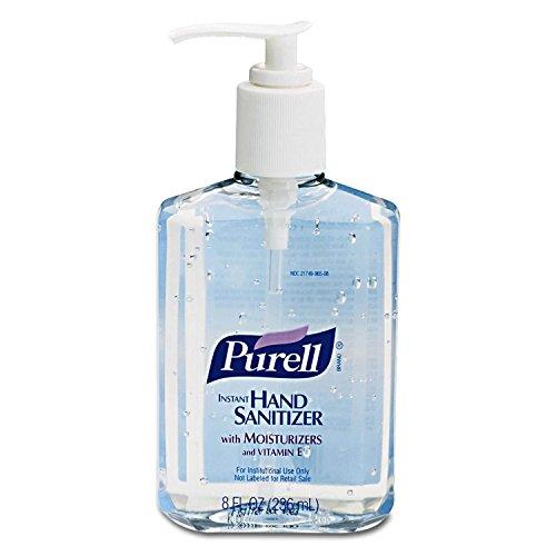 PURELL Instant Sanitizer 8 oz Bottle