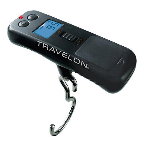 Travelon Micro Scale, Black, One Size