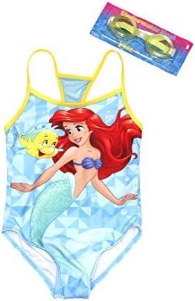 Disney The Little Mermaid One Piece Swimsuit 4