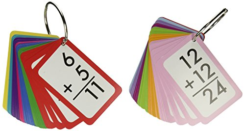 Edupress Math in a Flash Cards, Addition (EP62430)