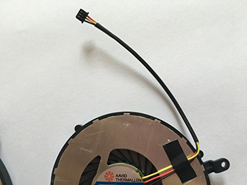 HK-Part Gpu Cooling Fan For AAVID THERMALLOY PAAD06015SL 0.55A 5VDC N302 , 3-Pin 3-Wire by sywpart (Image #1)