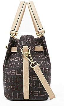 33.5X14.5X22 XJRHB Womens Handbags Fashion Handbags Shoulder Bag coffee Color Size
