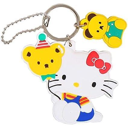 Hello Kitty - Llavero con espejo (tamaño pequeño): Amazon.es ...