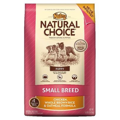 Natural Choice Dog Small Breed Puppy Food, 8-Pound, My Pet Supplies