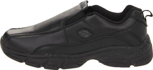Athletic Slip-On Work Shoe