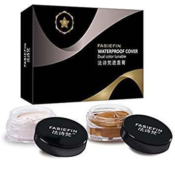 Amazon.com : Concealer, Tattoo Cover Up Concealer Set, Cover Bruises ...