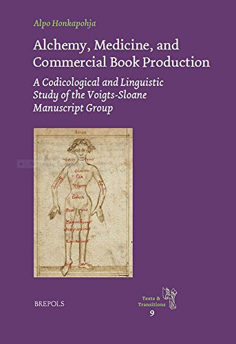 A Codicological and Linguistic Study of the Voigts-Sloane Group of Middle English Manuscripts (Texts and Transitions)