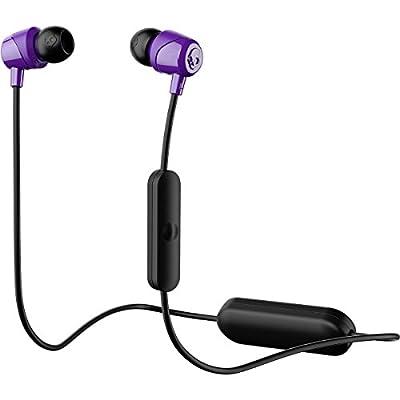 Skullcandy Bluetooth Wireless Jib Bluetooth Wireless In-Ear Earbuds with Mic PURPLE (S2DUW-K082)