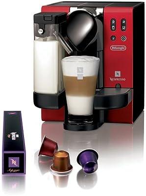 Nespresso Lattissima Automática EN660R DeLonghi - Cafetera ...