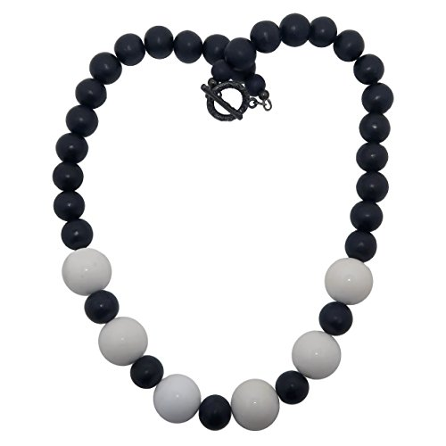 SatinCrystals Dolomite Necklace 18