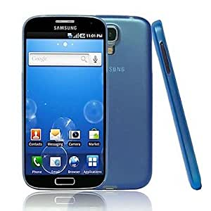 DUR Ultra-thin Grind Arenaceous Back Case for Samsung Galaxy S4 I9500 , Black