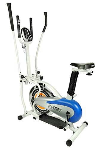 Cockatoo OB03 Orbitrek Multifunction Exercise Bike, Senior...