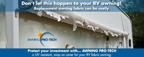 Amazon RV Awning Covers A 16 Pro Tech 4 Piece Kit For 12 To Foot Main Not Slide Out Rooms Or Window