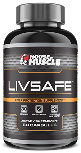 LivSafe capsules Protection Supplement Contaminants