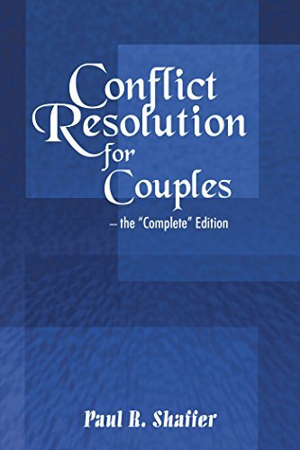 Conflict Resolution for Couples