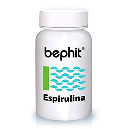 ESPIRULINA BEPHIT - 150 comprimidos 400 mg
