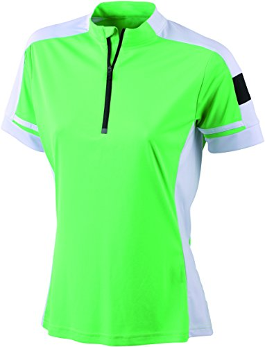 2 Zip Femme Green Cycliste 1 Maillot 2store24 8w4TIq7c
