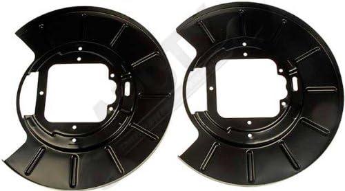 APDTY 035320 Brake Dust Shield Pair