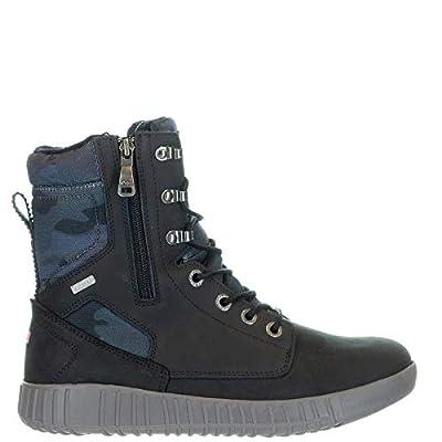Pajar Canada Pearson Camo Black/Grey Size 42 | Snow Boots