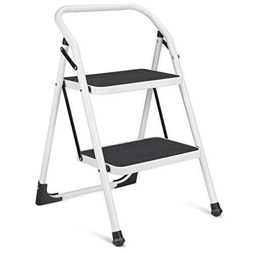 Delxo 2 Step Ladder