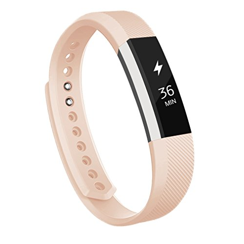 AK Fitbit Bands Replacement Metal