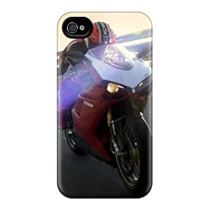 High Quality Phone Covers For Iphone 4s With Customized Vivid Iphone Wallpaper Series JamieBratt