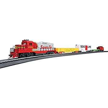 Walthers Trainline(R) HO Scale Ready-for-Fun Train Set - Santa Fe