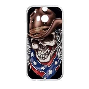 HTC One M8 Phone Case Skull P78K788341