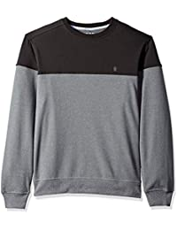 Men's Advantage Performance Long Sleeve Colorblock Fleece...