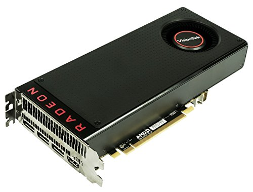 VisionTek Radeon RX 470 Overclocked 4GB GDDR5 Rear Blower 4M (3x DP,...