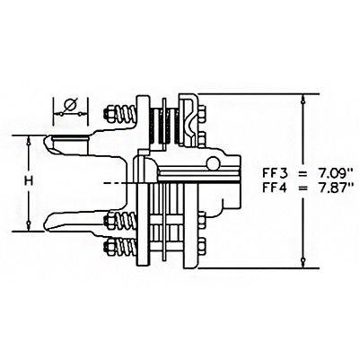 146264014-friction-clutch-assembly-bondioli-pavesi-ff4-size-6-comer-f45-type-60