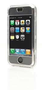 Cygnett Groover Pocket - Funda para iPhone, color gris (Importado de Reino Unido)