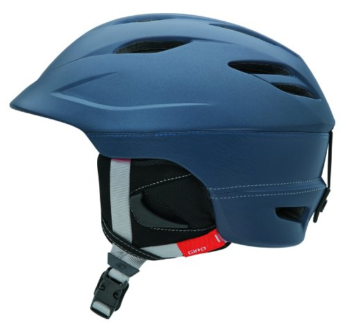 Giro Seam LX 2009 Snow Helmet (Matte Gunmetal LX, Small), Outdoor Stuffs