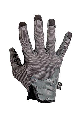 PIG Full Dexterity Tactical (FDT) - Delta Utility Gloves (Carbon Grey, X-Large)