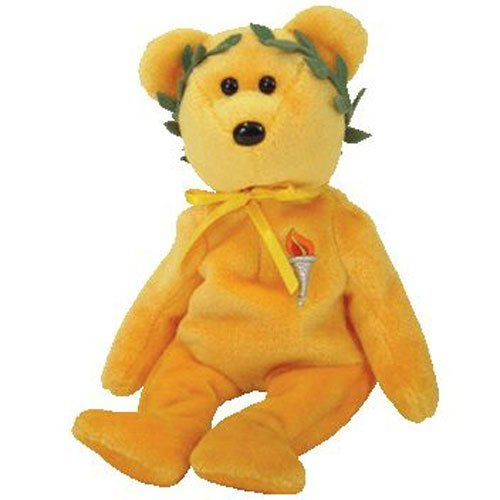 Ty Beanie Babies - Victory Olympics Bear (Internet Exclusive) ()