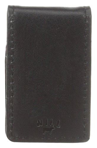 Will Leather Men's Clip Leather Lanton Will Money Goods Brown TREqdxqw