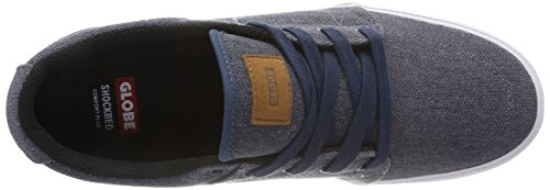 Shoe Globe Slate Blue GS Canvas IqHSxq1
