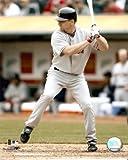 J.D. Drew Red Sox at Bat 8x10 Photo